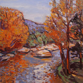 Autumn Stream I