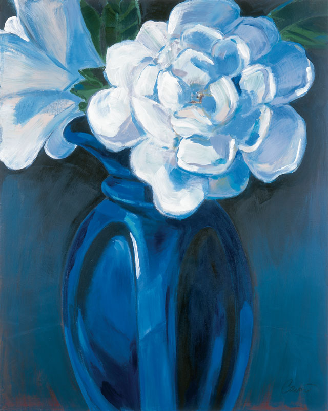 Painting large, fun and easy   Pat's Blog  Easy Big Flower Paintings